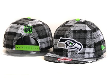 Seattle Seahawks New Type Snapback Hat YS 6R64